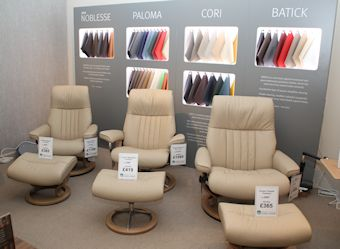 The Stressless Global Collection